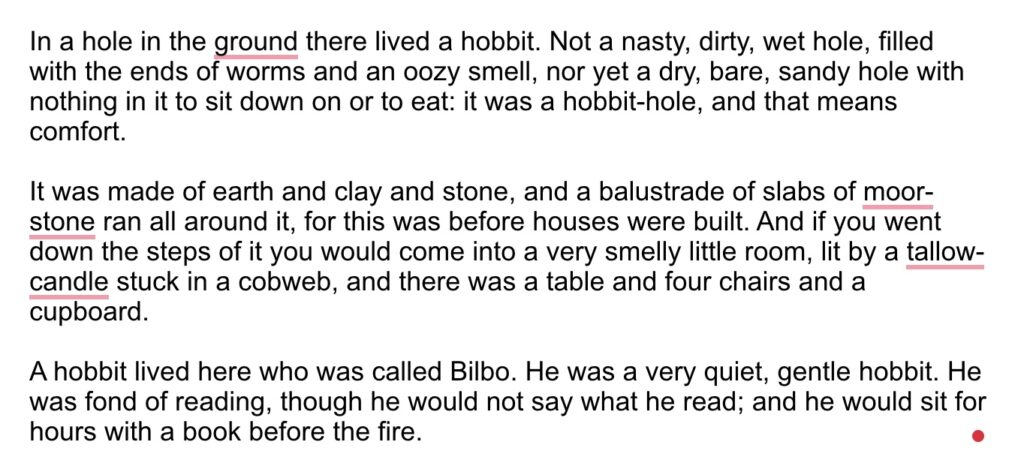 ai powered writing for the hobbit
